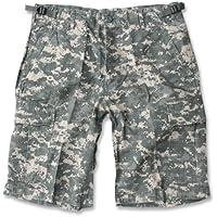 Mil-Tec US Bermuda Pantaloncini corti prelavaggio digital - digital, XS