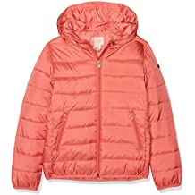 Roxy Question Reason Chaqueta Aislante, Niñas, Naranja (Spiced Coral Solid), 8/S