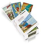Meine Schweiz, Meine Eisenbahn - Postkartenbox: 100 Postkarten aus der Sammlung von SBB Historic