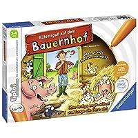 Ravensburger-tiptoi-00830-Spiel-Rtselspa-auf-dem-Bauernhof