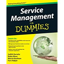 Service Management For Dummies by Judith Hurwitz (2009-06-02)