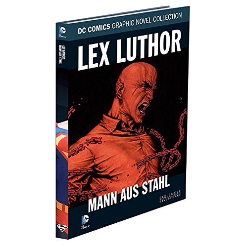 DC Graphic Novel Collection #15: Lex Luthor - Mann aus Stahl (2015, Eaglemoss) (Lex Luthor Toy)