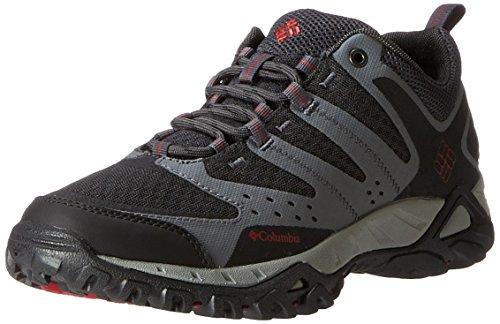 Columbia Peakfreak Xcrsn Xcel, Chaussures de Randonnée Basses Homme Gris (030)