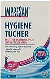 Impresan Hygiene-Tücher 10er, 2er Pack (2 x 10 Stück)