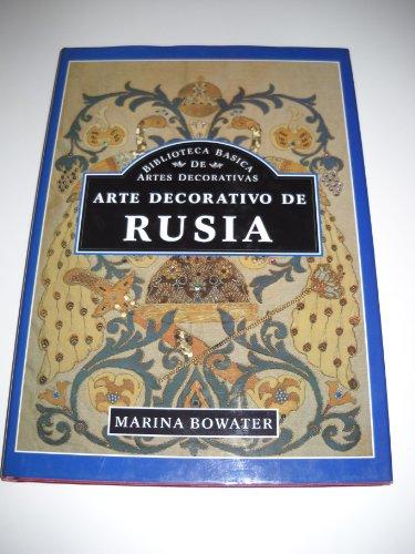 Descargar Libro Arte Decorativo de Rusia de Marina Bowater