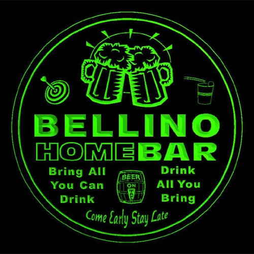 4x-ccq03094-g-bellino-family-name-home-bar-pub-beer-club-gift-3d-coasters