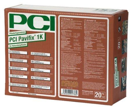PCI Pavifix 1K 20 kg/ Karton (anthrazit)