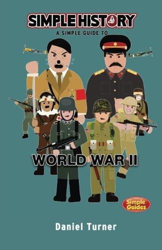 Simple History: World War II (Europe) por Daniel Turner