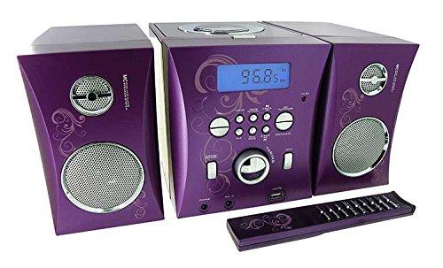 Bigben MCD06 Music Center CD-/MP3-Player (USB 2.0)