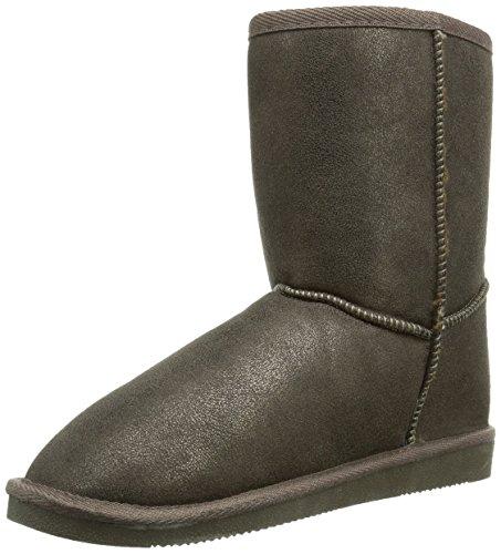 Canadians 266 295, Boots femme Argent