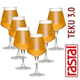 6 x Craftbeer verkostungs verre stilglas/sommelierglas/425 ml