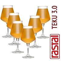 Mettez votre bière en valeur.La bière artisanale est tendance et ces verres la présentent bien.Surprenez vos clients avec ce service de verres tulipe.Les verres ont été fabriqués en collaboration avec des brasseries et des spécialistes de la bière et...