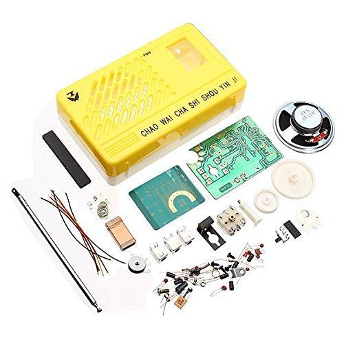 AM FM Radio Electronics Kit elektronische DIY Learning Kit