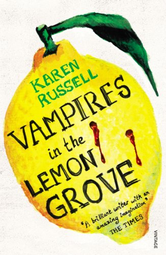 Vampires in the Lemon Grove (Lemon Vampires The In)