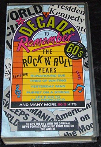 Preisvergleich Produktbild Decade to Remember-60's [VHS]