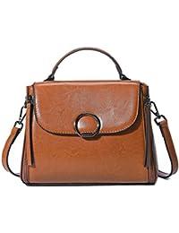 Sacs à bandoulièreFZHLYWomens Sac à bandoulière Spring Diagonal Package Nouveau Portable petit sac carré