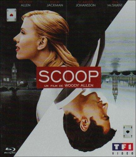 Scoop [Blu-ray] [FR Import] Empire Scoop