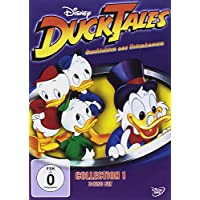 Ducktales: Geschichten aus Entenhausen - Collection 1