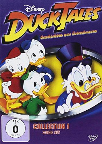 Ducktales: Geschichten aus Entenhausen - Collection 1 [3 DVDs]