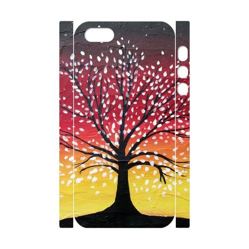 LP-LG Phone Case Of Tree of Life For iPhone 5,5S [Pattern-6] Pattern-1
