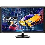 Asus VP247H 59,9 cm (23,6 Zoll) Monitor (VGA, DVI, HDMI, 1ms Reaktionszeit) schwarz
