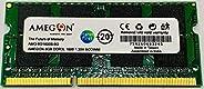 AMEGON 8GB 204-Pin Sodimm DDR3 PC3L-12800 1600MHz RAM Memory Module for Laptop