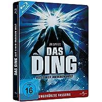 The Thing Steelbook Uncut version Blu-ray Steelbook