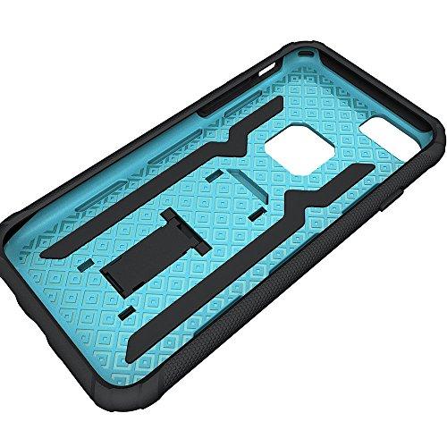 "Coque iPhone 6S, MSK® Coque iPhone 6 Protection Case [Tough Armor] Housse Etui Coque Pour Apple iPhone 6S/iPhone 6 (4.7"") Smartphone Protection - Noir Bleu"