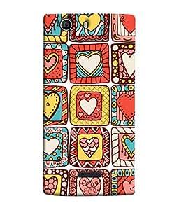 PrintVisa Designer Back Case Cover for Micromax Bolt Q335 (Jaipur Rajasthan Tribal Azitec Mobiles Indian Traditional Wooden)