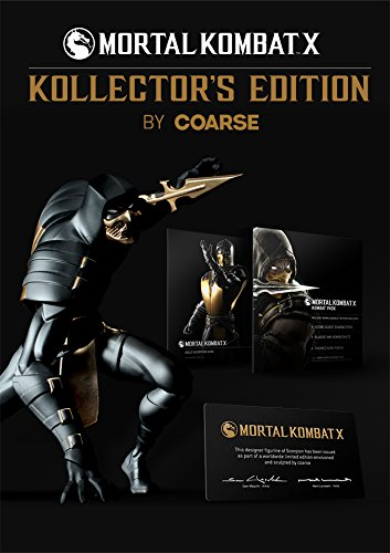 Mortal Kombat X Statue Scorpion Kollector's Edition PS4