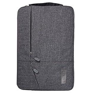 Acxeon Business Laptop Netebook Hülle Sleeve Tasche einfachen Stil Wasserabweisendes Nylongewebe Notebook Sleeve für MacBook Air / Pro Retina, Surface pro4, Ultrabook /Netbook (11.6/ 12