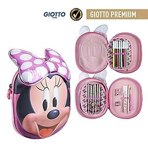 Disney- Minnie Plumier, Multicolor, 24 cm (Artesanía Cerdá CD-27-0216)