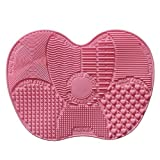 G2PLUS Silikon Pinselreiniger Pinsel-Reinigung Brush Cleaner f¨¹r Make-Up und Kosmetikpinsel