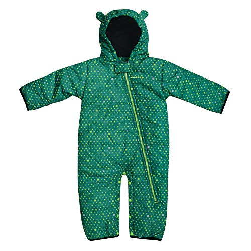 Dare 2b Jungen BreakTheIce Lifthose, Nordic Green, FR : XXS (Taille Fabricant : 6-12m)