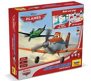 Hutter Trade - Juego de Reflejos Aviones Disney Aviones, para 2 Jugadores (Importado)
