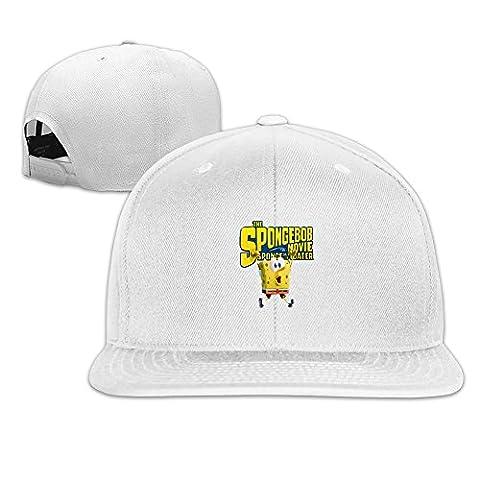 MINUCM The SpongeBob Movie Sponge Out Of Water Paul Tibbitt Snapback Hat