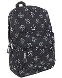Rock Sax Bring Me The Horizon Umbrella Print Backpack