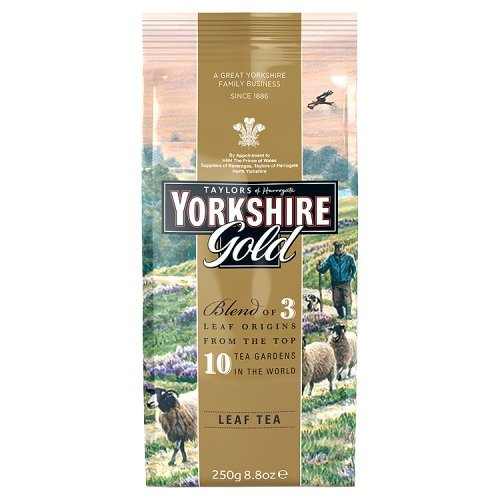 Yorkshire Tea Gold Leaf Tea, 250g
