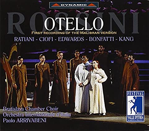 Otello (the Malibran version)