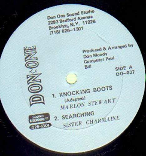 Knocking Boots, Searching, We Remain Rasta [Vinyl Single 12''] -