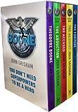 John Grisham Collection Theodore Boone Series 5 Box Set (Theodore Boone, The Abduction, The Accused, The Activist, The Fugitive)
