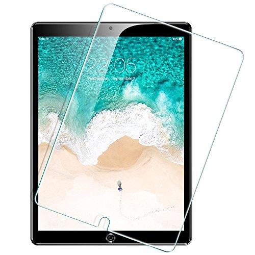 ESR Film Protection en Verre Trempé pour iPad Pro 10.5 2017, Protecteur écran 9H Ultra Résistant Glass Screen Protector 0.3mm pour iPad Pro 10.5 inches sorti en 2017