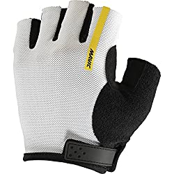 Mavic Aksium Cycling Gloves Short Whiteblack 2017