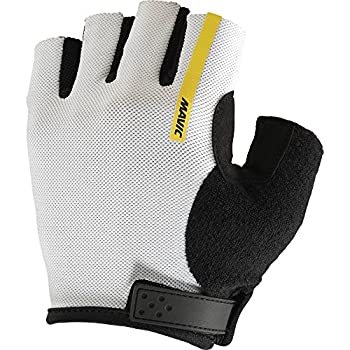 Mavic Aksium Cycling Gloves Short Whiteblack 2017 0