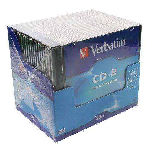 verbatim-datalife-52x-700mb-cd-r-rohlinge-20er-pack-im-slim-case-80-min