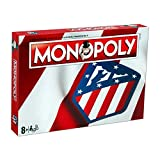 Winning Moves Monopoly Atletico Madrid (10230), multicolor (ELEVEN FORCE