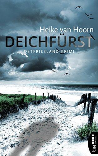 Buchseite und Rezensionen zu 'Deichfürst' von Heike van Hoorn
