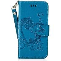 Etui Samsung Galaxy A3 2016, LTWS Coque Samsung A3 (2016) Housse en Premium Flip Case Portefeuille Etui PU Cuir Support Portefeuille Carte Slots Fermeture Magnétique Housse de Protection pour Galaxy A3 (2016)