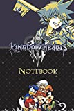 Kingdom Hearts 3 Notebook