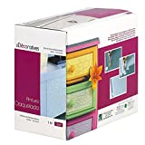 Pintura craquelada efecto cuero Les Decoratives Kit 2 X 250 ml -